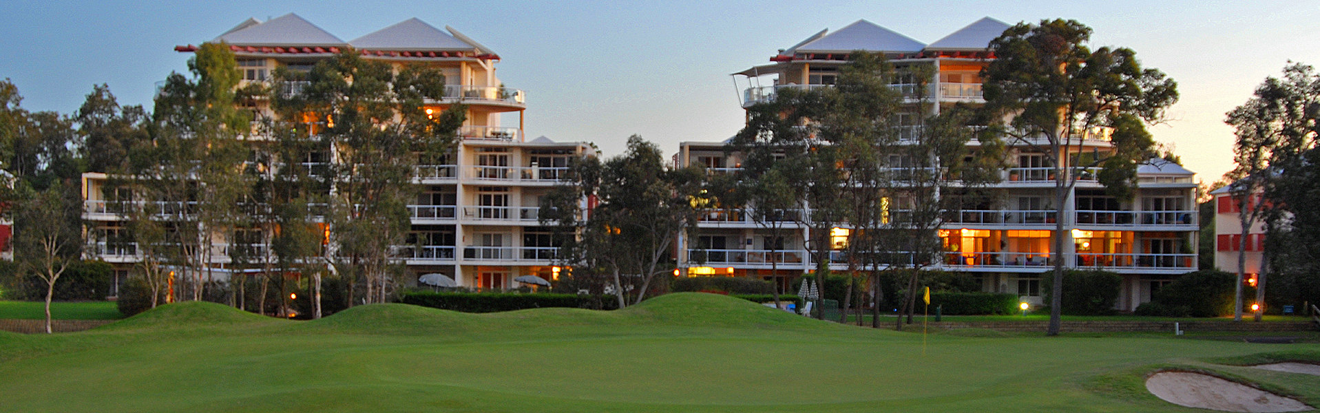 Magnolia Lane Twin Waters Golf Holiday Accommodation