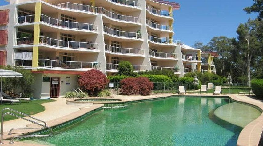 Magnolia Lane Golf Resort Apartments Sunshine Coast